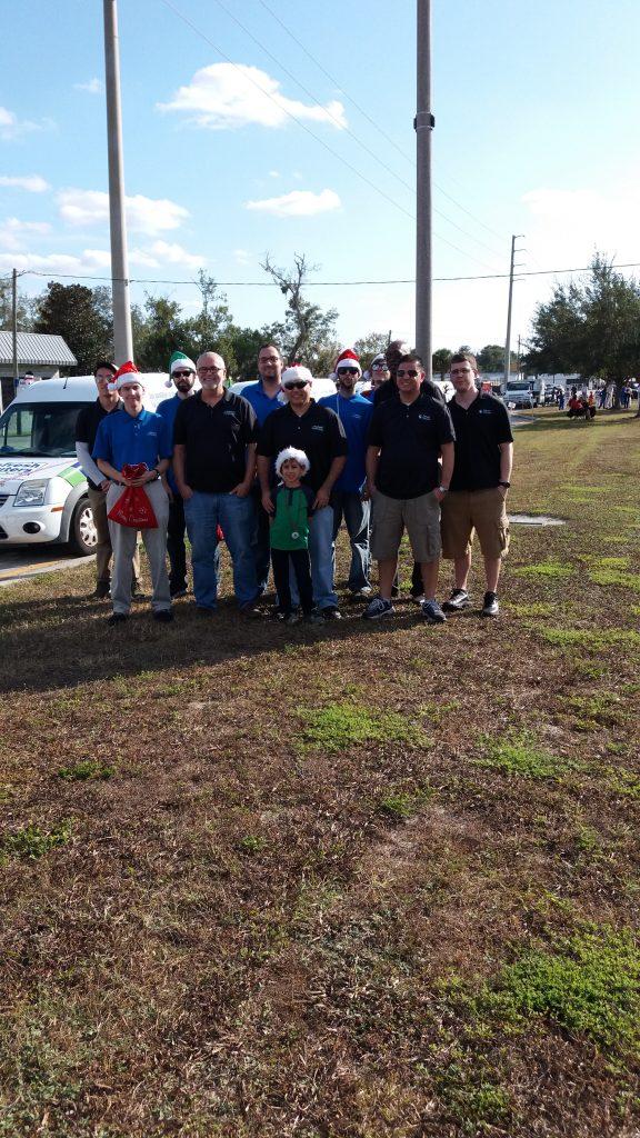 2016 Christmas Parade 1